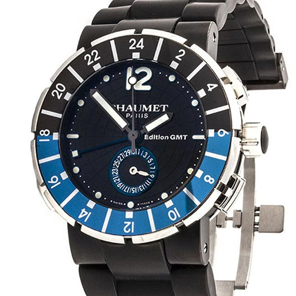 Часы Chaumet Class One GMT 45 mm фото
