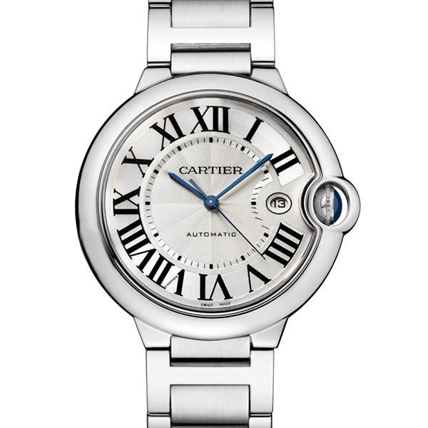Часы Cartier Ballon Bleu 42 mm фото