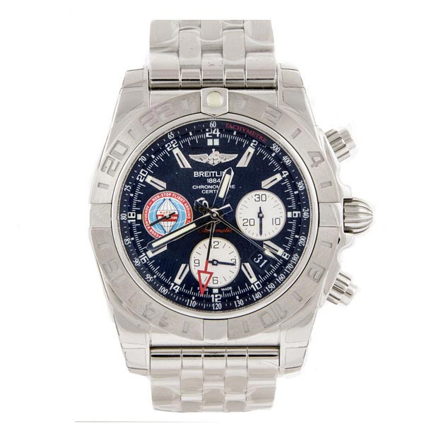 Часы Breitling Chronomat 44 GMT Limited Edition фото