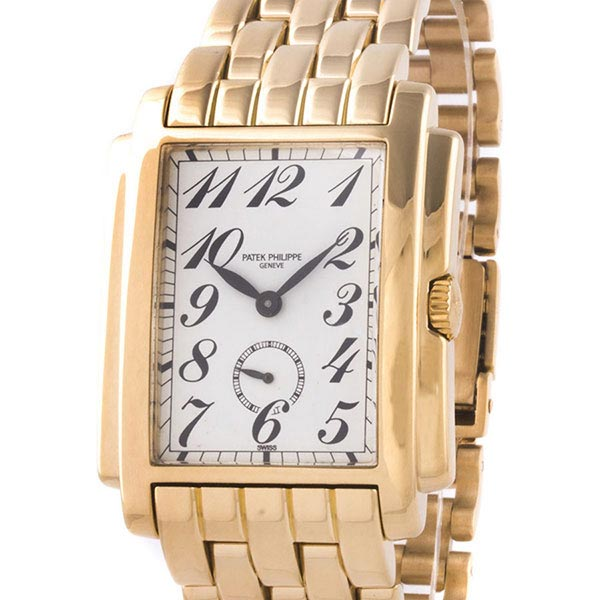 Часы Patek Philippe Gondolo Yellow Gold фото