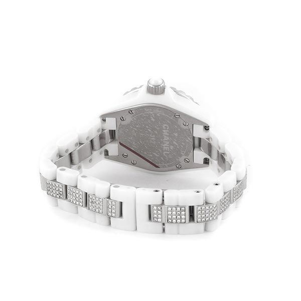 5760f860 Купить часы Chanel J-12 Diamonds Bracelet б/у в ЭлитЛомбарде ...
