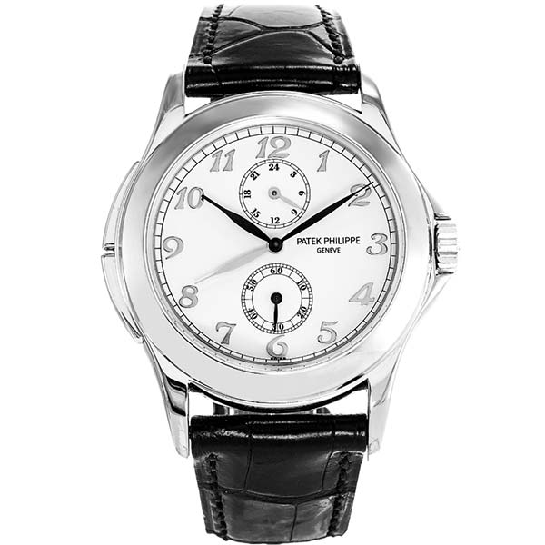 Часы Patek Philippe Calatrava Travel Time фото