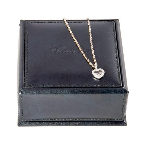 b2b0360e ... Ювелирные украшения Chopard Подвеска Happy Diamonds Icons фото