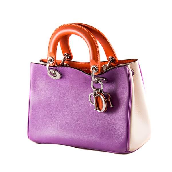 eb86095ea700 Купить сумку Диор Diorissimo Small Bag бу в ЭлитЛомбарде. Выгодные цены!