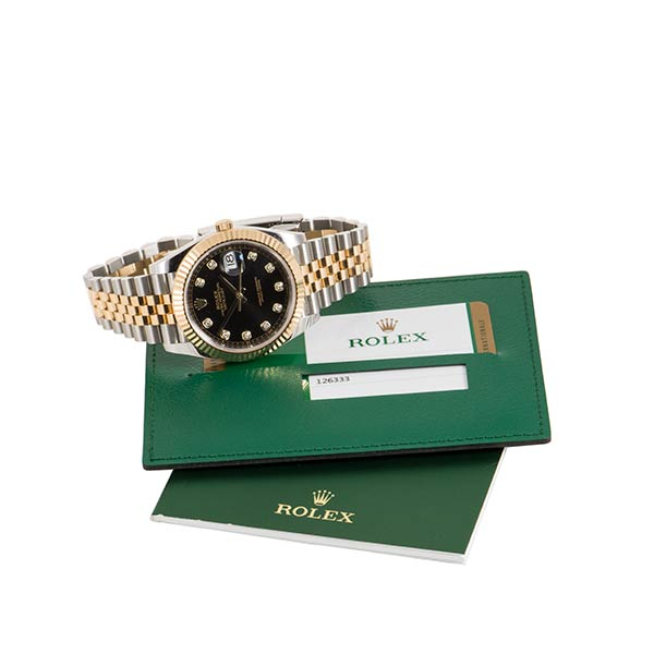 Часы Rolex Datejust 41 mm 126333 фото