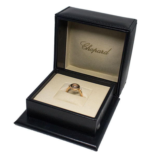 Ювелирные украшения Chopard Happy Diamonds фото