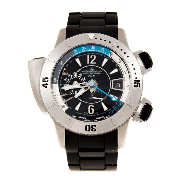 Часы Jaeger-LeCoultre Master Compressor Diving Pro Geographic фото