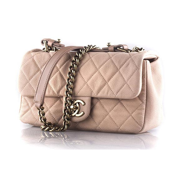 Аксессуары Chanel Beige Clair Easy Carry Small Flap фото