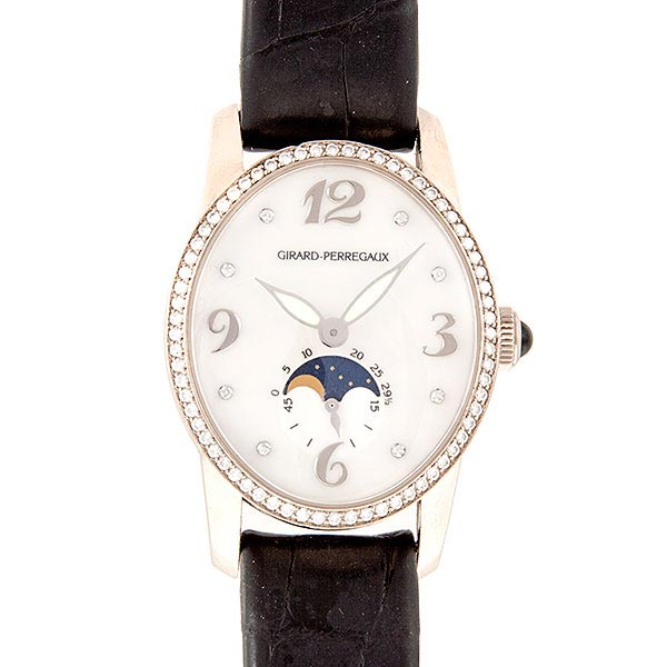 Часы Girard-Perregaux Cats Eye Moon Phases  фото