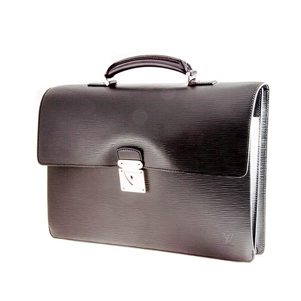 798b9f810179 Аксессуары Louis Vuitton Портфель из кожи Epi фото ...