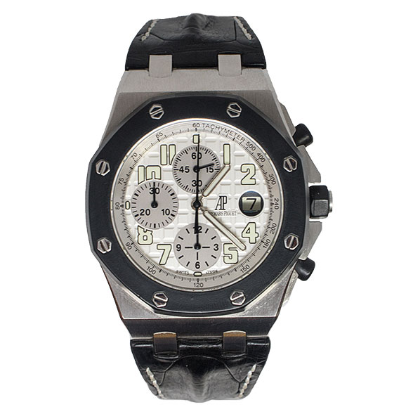 Часы Audemars Piguet Royal Oak Offshore Chronograph фото