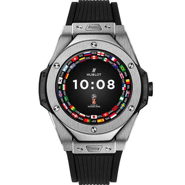 Часы Hublot Big Bang Referee 2018 FIFA World Cup Russia фото