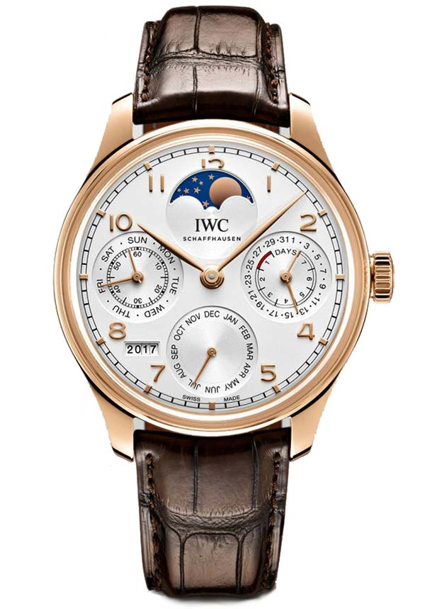 Фото IWC Portugieser Perpetual Calendar Reference IW503302