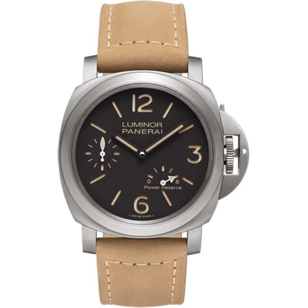 Фото Panerai Luminor 8 Days Power Reserve Titanio PAM00797