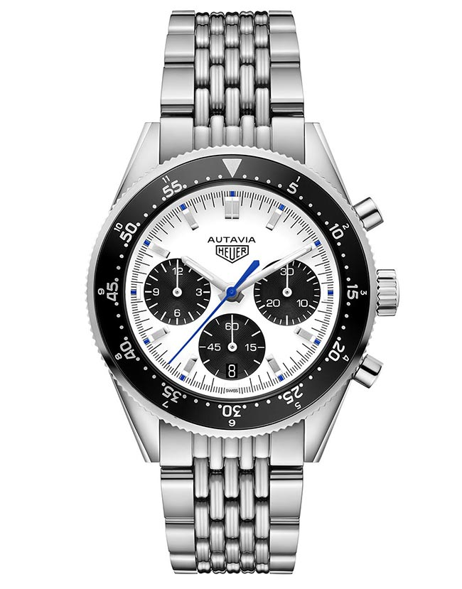 Tag Heuer Autavia Jo Siffert Limited Edition Фото