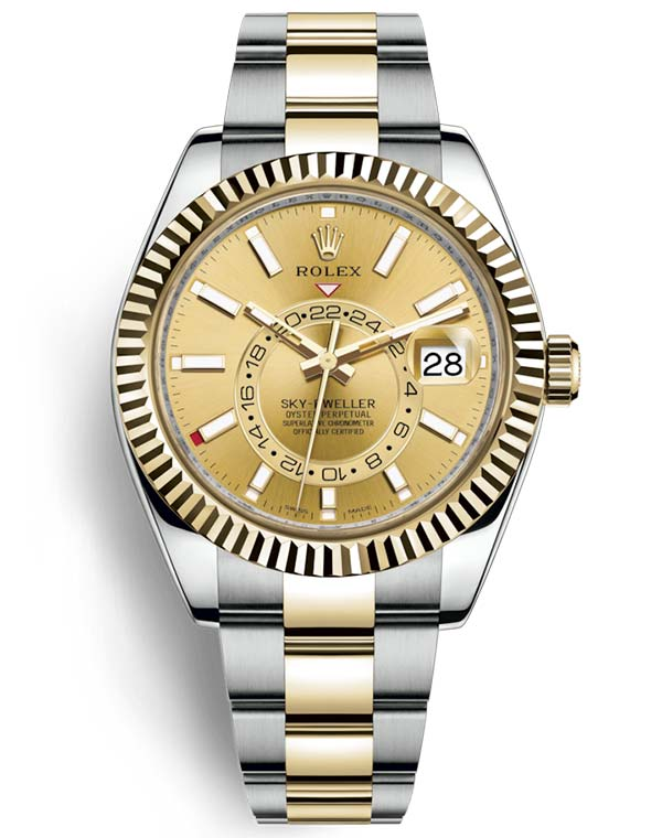 Фото Rolex Oyster Perpetual Sky-Dweller Reference 326933