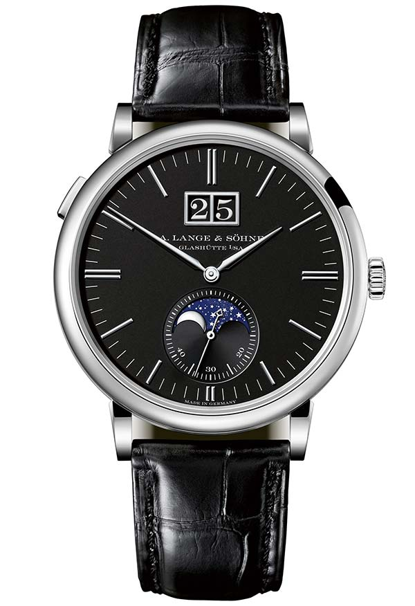 Фото A. Lange & Sohne Saxonia Moon Phase Ref. 384.029