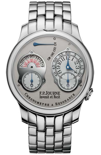 Фото часов F.P. Journe Chronometre a Resonance