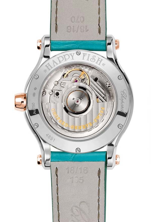 Фото Chopard Happy Fish Reference 278578-6001