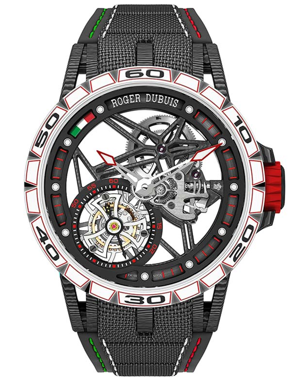 Фото Roger Dubuis Excalibur Spider Italdesign Limited Edition RDDBEX0622
