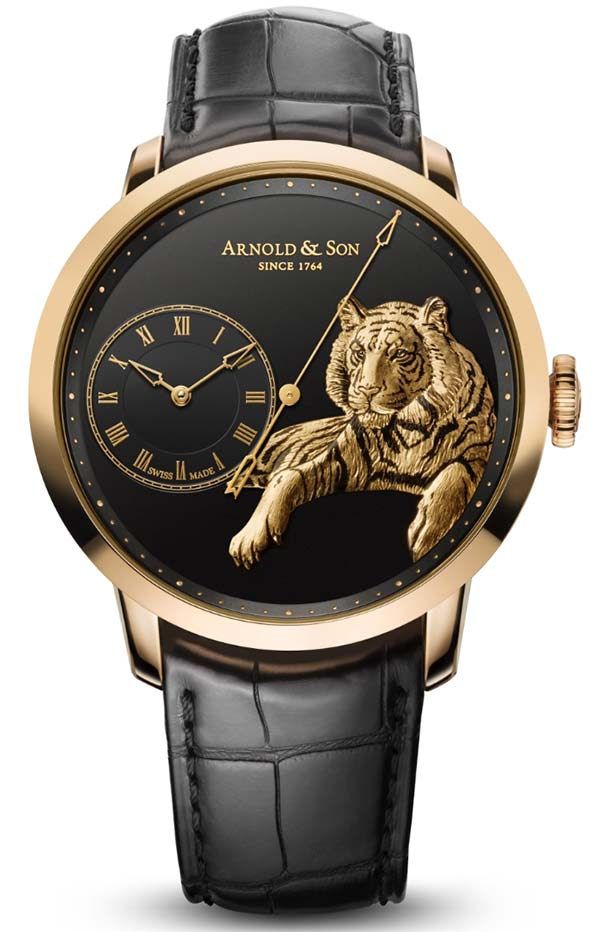 Фото Arnold & Son Instrument Collection TB Tiger Ref. 1ARAP.B03A.C121P