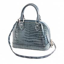 Аксессуары Louis Vuitton Alma BB Crocodile Bag фото
