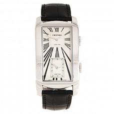 Часы Chopard L.U.C. Dual Tec GMT White Gold фото
