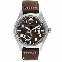 "Часы IWC Pilot ""Antoine De Saint Exupery"" Limited Edtion 250 White Gold фото"