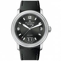 Часы Blancpain Leman Ultra Slim Automatic Big Date фото