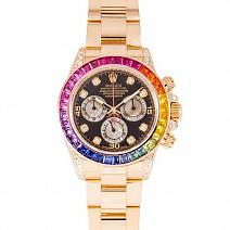 Часы Rolex Cosmograph Daytona Yellow Gold 116528 фото
