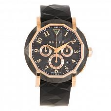 Часы Graff Steel&Rose Gold ChronoGraff 45 mm фото