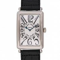 Часы Franck Muller Long Island White Gold фото
