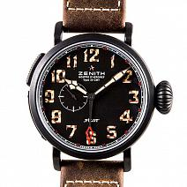 Часы Zenith Pilot Montre d'Aeronef Type 20 GMT 1903 Limited Edition фото