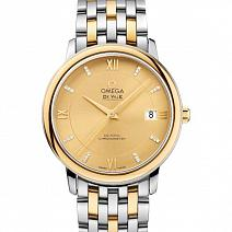 Часы Omega De Ville Prestige Co-Axial 36,8 mm фото