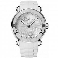 Часы Chopard Happy Sport 42 мм фото