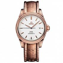 Часы Omega De Ville Rose Gold 37,5 mm фото