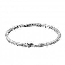 Ювелирные украшения Cartier Браслет Lanieres Diamond Line фото