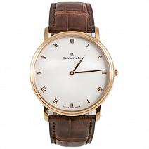 Часы Blancpain Ultra Slim Automatic Rose Gold фото