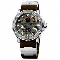 Часы Ulysse Nardin Maxi Marine Diver with Camouflage Dial фото