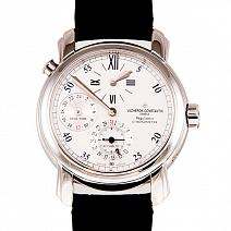 Часы Vacheron Constantin Malte Dual Time Regulator фото