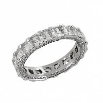 Ювелирные украшения Chopard Ice Cube Ring Diamond фото