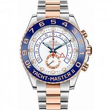 Часы Rolex Yacht-Master II 44mm Steel and Everose Gold фото