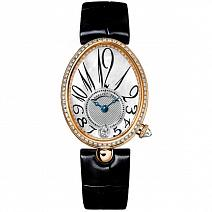 Часы Breguet Reine De Naples Yellow Gold With Diamonds фото