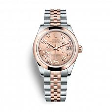 Часы Rolex Datejust 31 mm Steel and Everose Gold фото