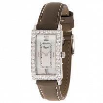 Часы Chopard Classic Ladies White Gold&Diamond Mother of Pearl фото